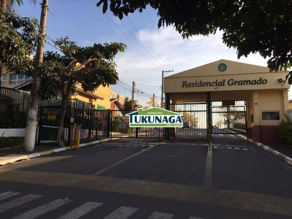 Casa Condominio Gramado 2 Dorm - 2vagas - Jd Adriana Cod: Ca 0381 - Ca0381