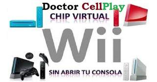 Nintendo Wii Chip + Juegos Gratis