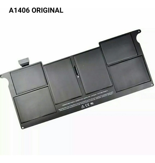 Bateria Do Macbook A1370 Ano 2011 Original