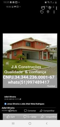 Imagem 1 de 1 de J A  Construções  Serviços De  Otima  Qualidade