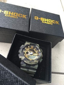 Relógio Casio G Shock Camuflado / À Prova D