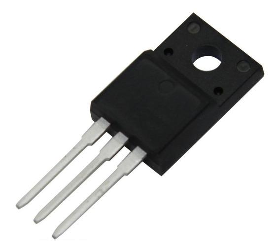 Tk 8a65 D Transistor Mosfet Tk8a65d K8a65 8a 650v Npn