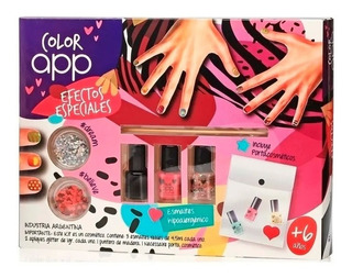 Color App Kit Esmaltes Special Effects Grande J119508 E.full
