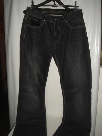 Calça Jeans Da Calvin Klein Tam 40