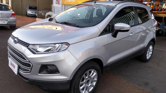 Ford Ecosport 1.6 Se 16v Flex 4p Powershift
