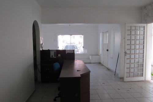 Imagem 1 de 9 de Casa Comercial Jardim Paulista - Pj54679