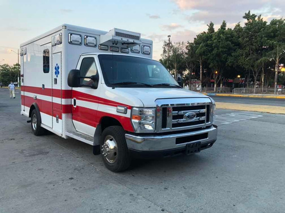 Ambulancia 2013 Ford Tipo 3 Gasolina, Preciosa