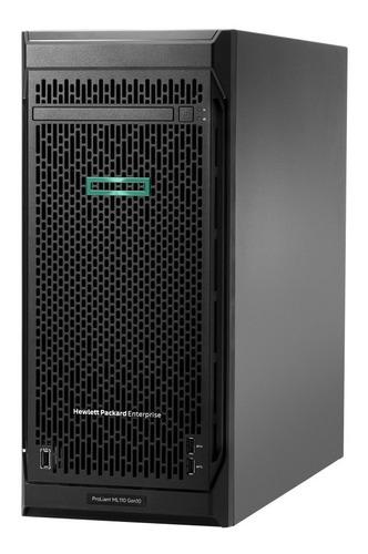 Servidor Hp Proliant Ml110 Gen10 Xeon 320 16gb 4tb