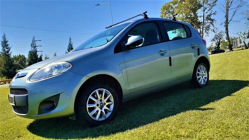 Fiat Palio Attractive 1.4 85cv Ful Con Gnc De 5 Gen Italiano
