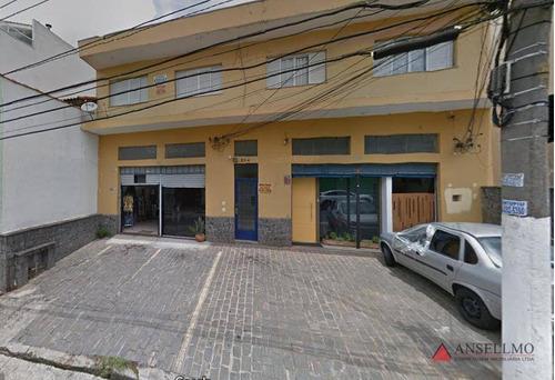 Apartamento Para Alugar, 80 M² Por R$ 1.500,00/mês - Jardim Do Mar - São Bernardo Do Campo/sp - Ap2057