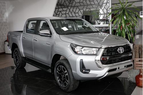 Toyota Hilux Cabine Dupla Srv 2.8 Tdi Cd 4x4 (aut)