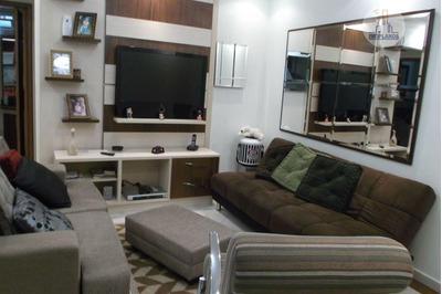 Apartamento 2 Dormitórios Alto Padrão Canto Do Forte Em Praia Grande Litoarl De Sp - Ap2917