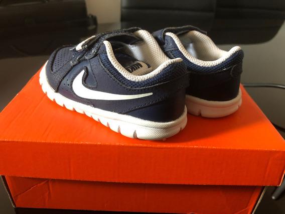 Tênis Infantil Nike - Tamanho 22,5 - Excelente Estado