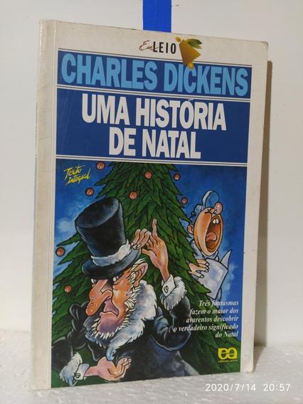 Uma História De Natal Charles Dickens