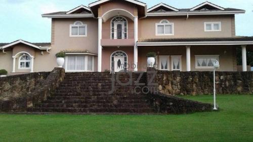 Chácara Com 4 Dormitórios À Venda, 3270 M² Por R$ 2.500.000,00 - Condomínio Parque Da Fazenda - Itatiba/sp - Ch0257