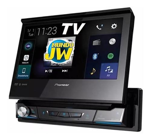 Pioneer Avhz 7250 Tv Carplay Android Auto Mundojw