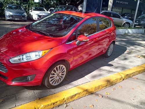 Ford Fiesta 1.6 Titanium At