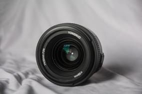 Yongnuo 35mm F/2 Para Nikon