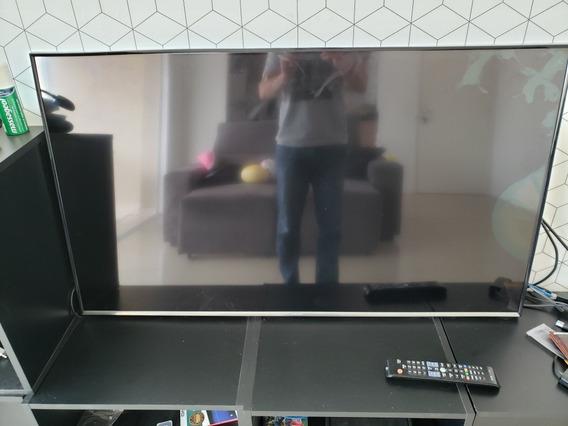 Tv Samsung 48 Polegadas Un48j5500ag - Tela Quebrada
