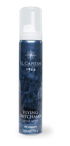 Pós Barba Efervescente Flying Dutchman 100ml El Capitán