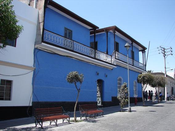 Casa En Centro Histórico De Arequipa En Alquiler