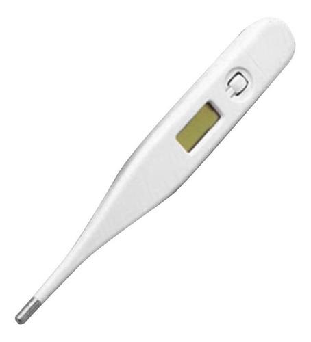 Imagen 1 de 4 de Termometro Digital 1 Minuto Lcd Beeper Niños Y Adultos X10