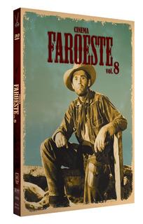 Cinema Faroeste Vol 8 - 6 Filmes Edição Com 6 Cards - Lacrad