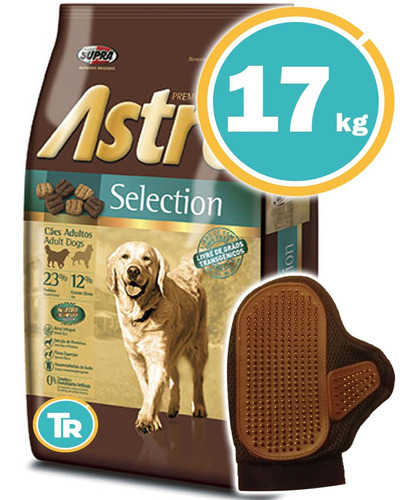 Imagen 1 de 7 de Ración Perro Astro Selection Adulto+ Obsequio Y Envío Gratis