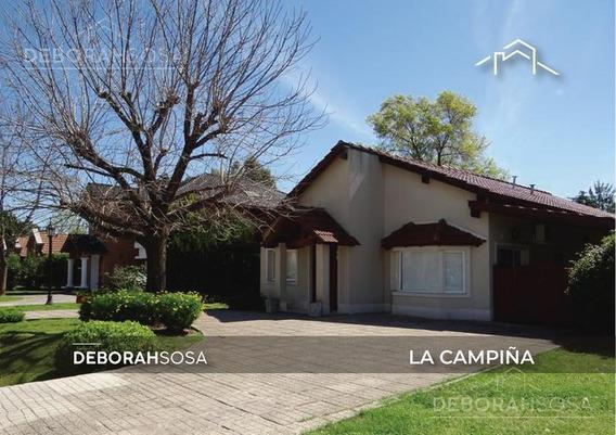 Excelente Casa En Venta En La Campiña Pilar