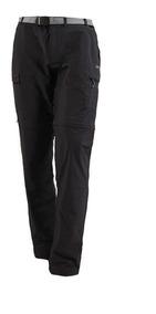 Pantalon Hombre Rampur Mix-2 Pant Negro Lippi
