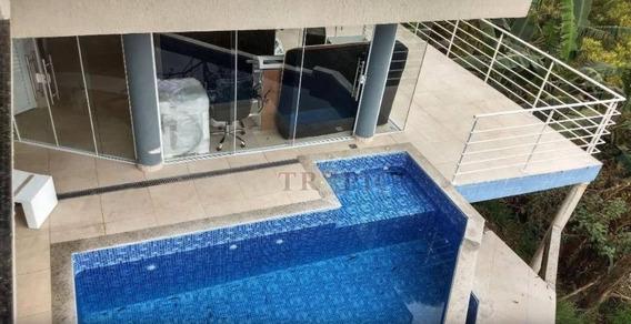 Casa Alto Padrão Em Mogi - Aruã Brisas - 3 Dorms., Sendo 1 Suíte - Ca0258