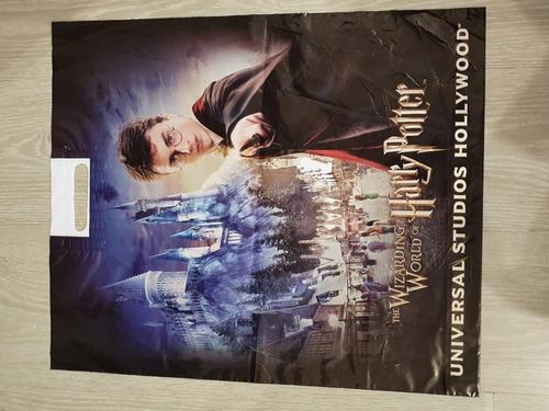 Sacola Harry Potter. Parque Universal Orlando. Usada!