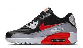 Tênis Nike Air Max 90 Leather Infantil