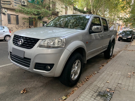Great Wall Motors Pick Up Super Luxury 4x4 Unico Dueño 2013