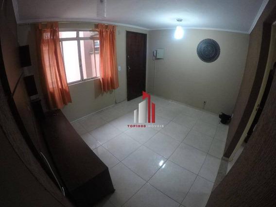 Apartamento Com 2 Dormitórios À Venda, 53 M² - Jaraguá - São Paulo/sp - Ap0045