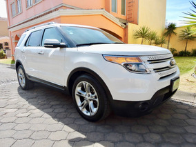 Ford Explorer Limited 2014 Unico Dueño, Tomo Auto
