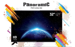 Panoramic Tv Led 32
