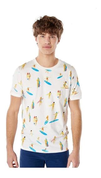 Remera Hombre Bensimon Moda Tipitos Verano 2020