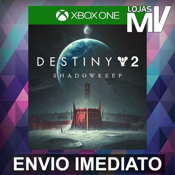 Destiny 2 Promo Fortaleza Das Sombras Xbox One Código 25