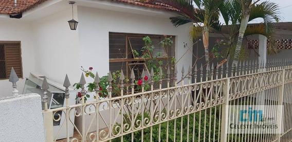 Casa Com 3 Dormitórios Para Alugar, 100 M² Por R$ 900,00/mês - Vila Ginasial - Boituva/sp - Ca0516
