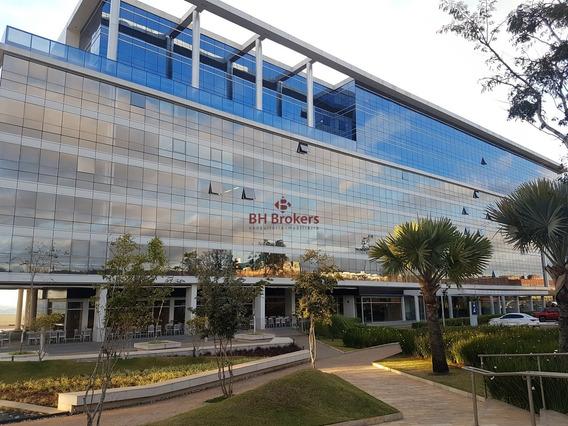 Excelente Sala Comercial Com 33,73m² - 13843