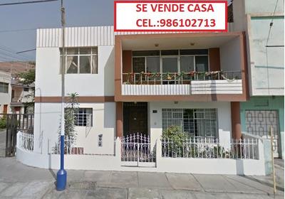 Venta De Casa , De 2 Pisos Informes Al:01986102713