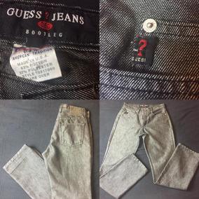 Calça Guess Jeans Bootleg Tam 28 Otimo Estado De Conservação