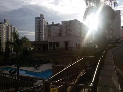 Apartamento A Venda No Condomínio Ágata Ville Em Campinas - Ap0063 - 4904011