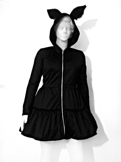 Campera Sweater Conejo Otaku Te60 Goth Gotico