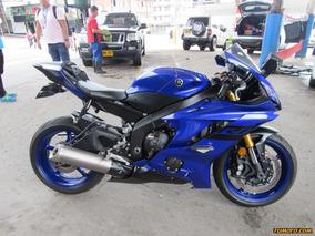 Yamaha Yzf R6 Yzf R6