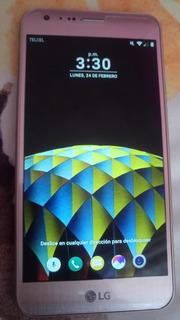 Smarphone Lg X Cam (lg-k580) Dorado