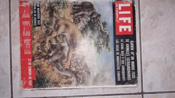Revista Life En Espanol 23 De Febrero De 1959