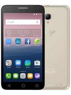 Celular Alcatel One Touch Pop 3 Plateado