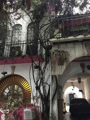 Rento Casa En Colonia Del Valle Centro $45,000.00